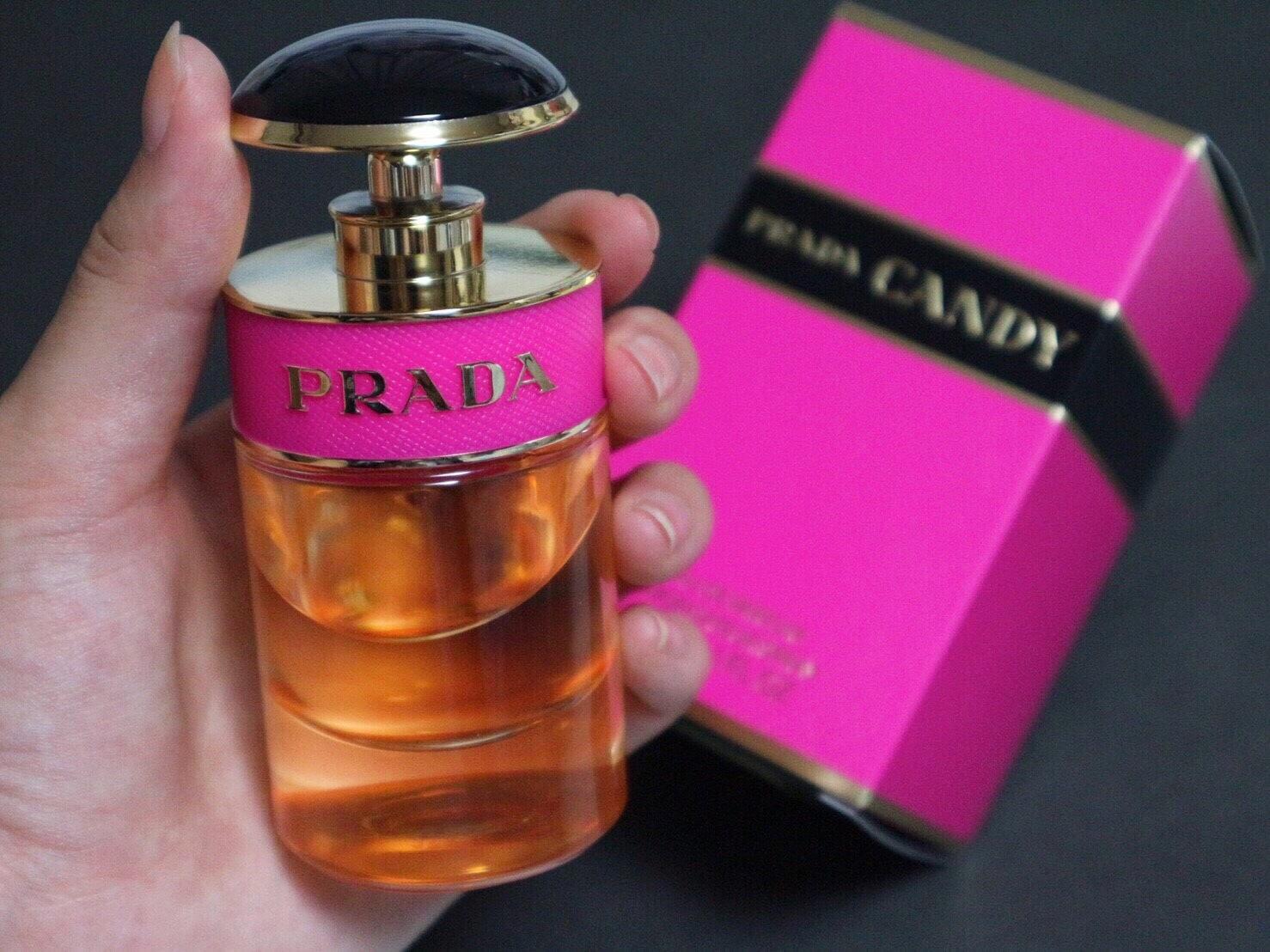 【 第71回❤︎ 】この香りが好き♡私のお気に入りの香水-プラダ キャンディ-_1_3