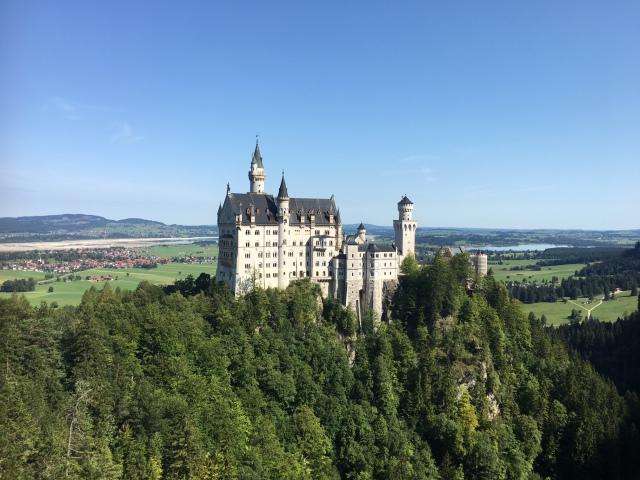 夏休み旅行 day5:ドイツ バイエルン_1_3-1