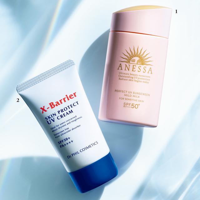 ゆらぎ期も肌を徹底ガードする 低刺激UV
