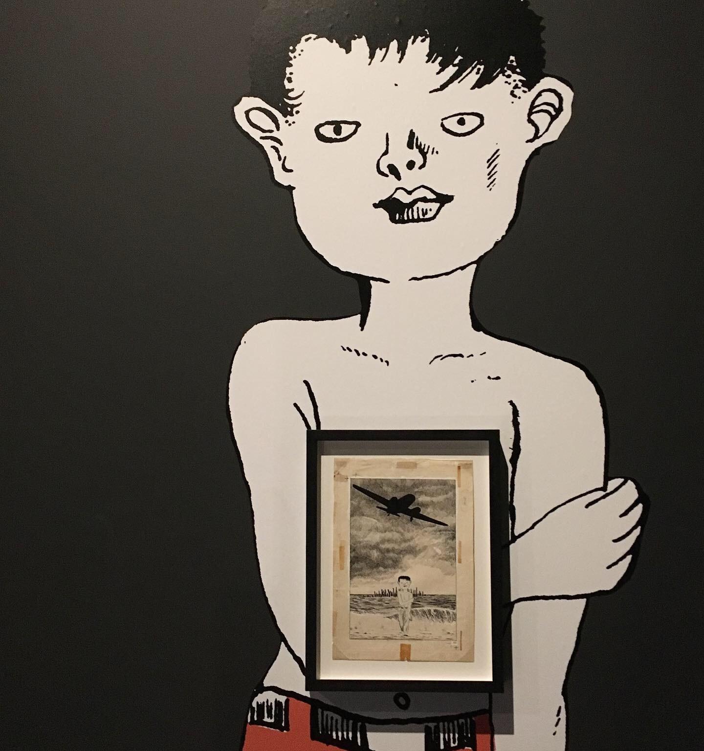 大英博物館の「マンガ展」へ。_1_1-9