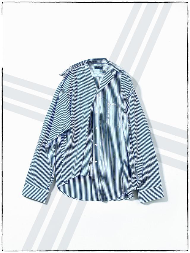 バレンシアガの「ツイステッド シャツ」