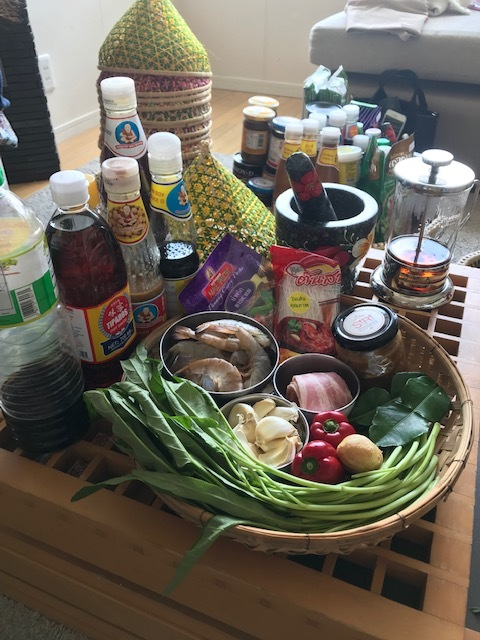 タイ料理教室に通い始めました。_1_2-1
