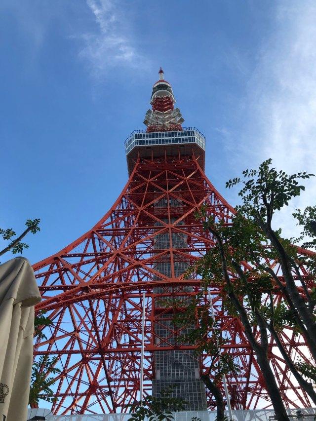 東京タワーの真下で夏を満喫!_1_2-2