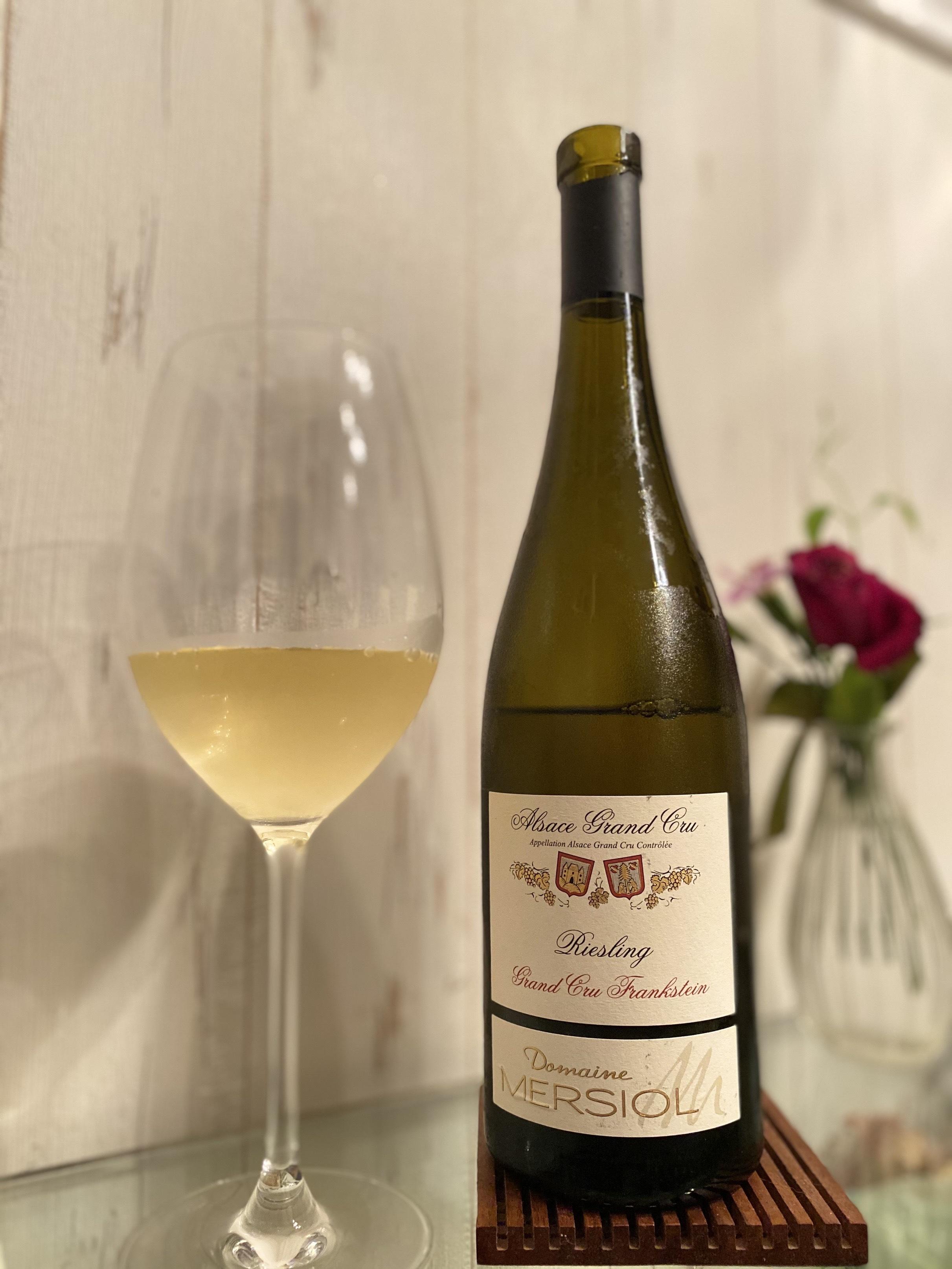 白ワイン 品種リースリング