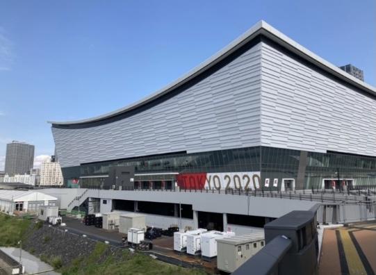 東京2020大会 会場が出来てきています!_1_1