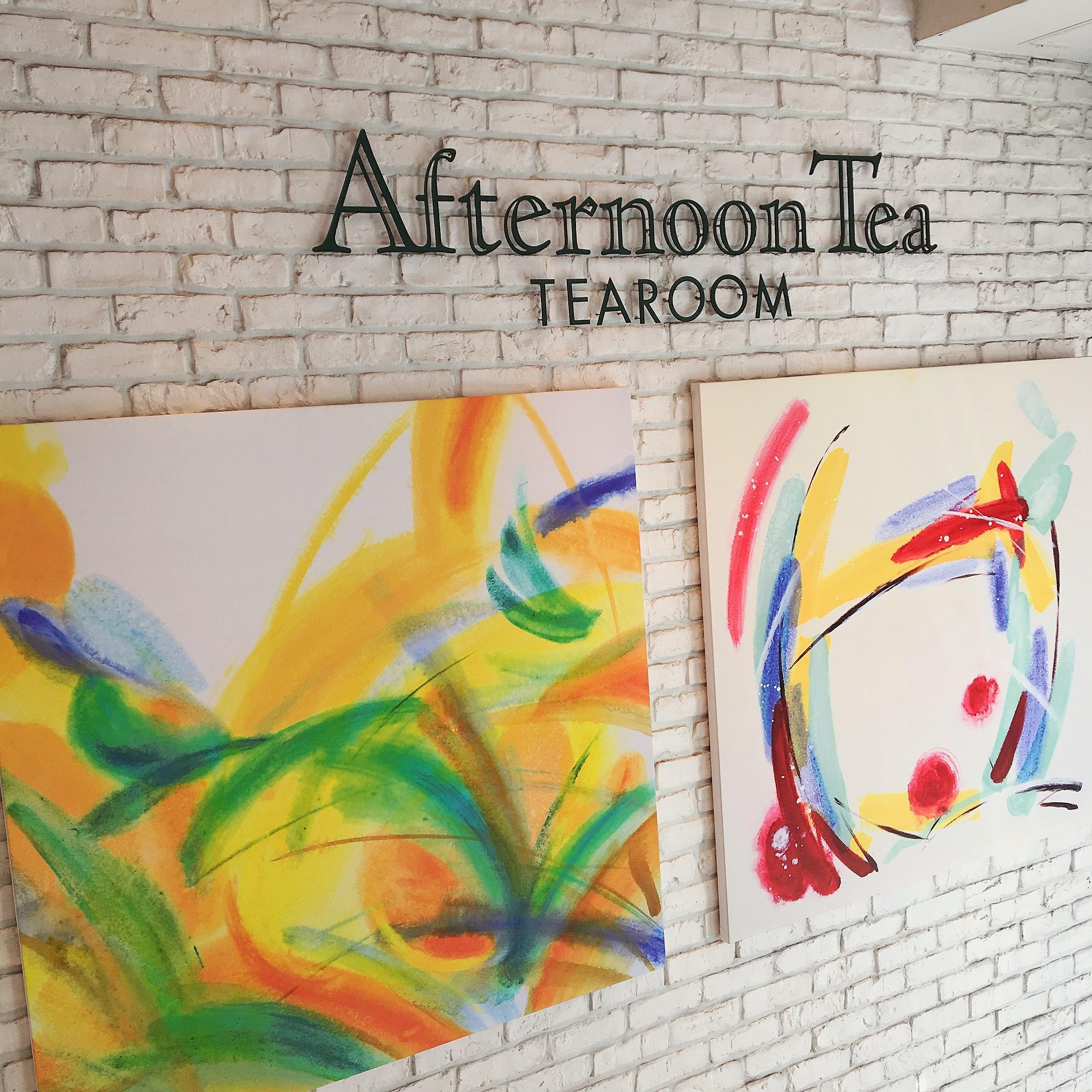 """女子会にぴったり!?""""Afternoon Tea TEAROOM""""♡_1_1"""