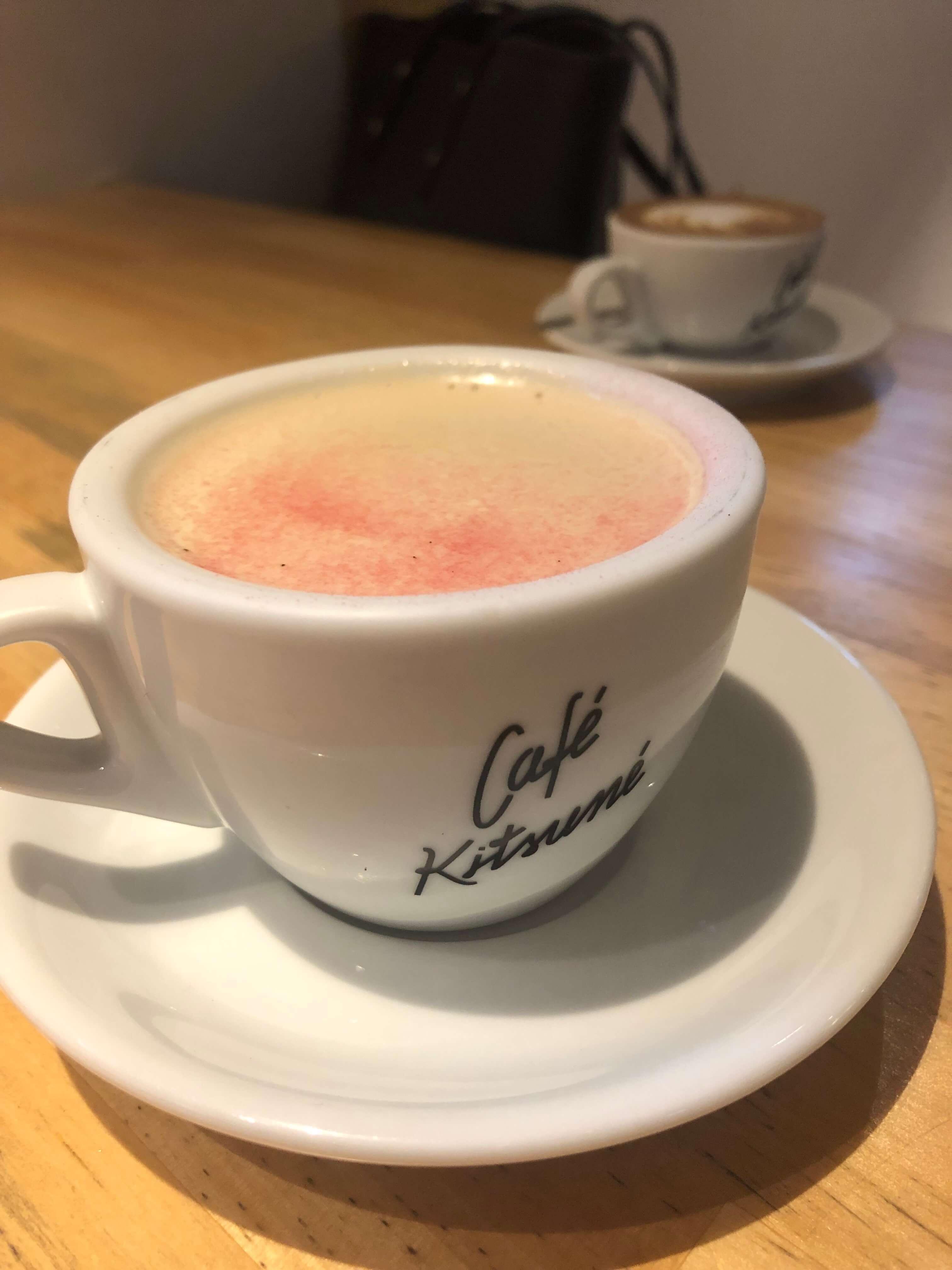 表参道のおしゃれカフェ【CAFE KITSUNE】_1_2