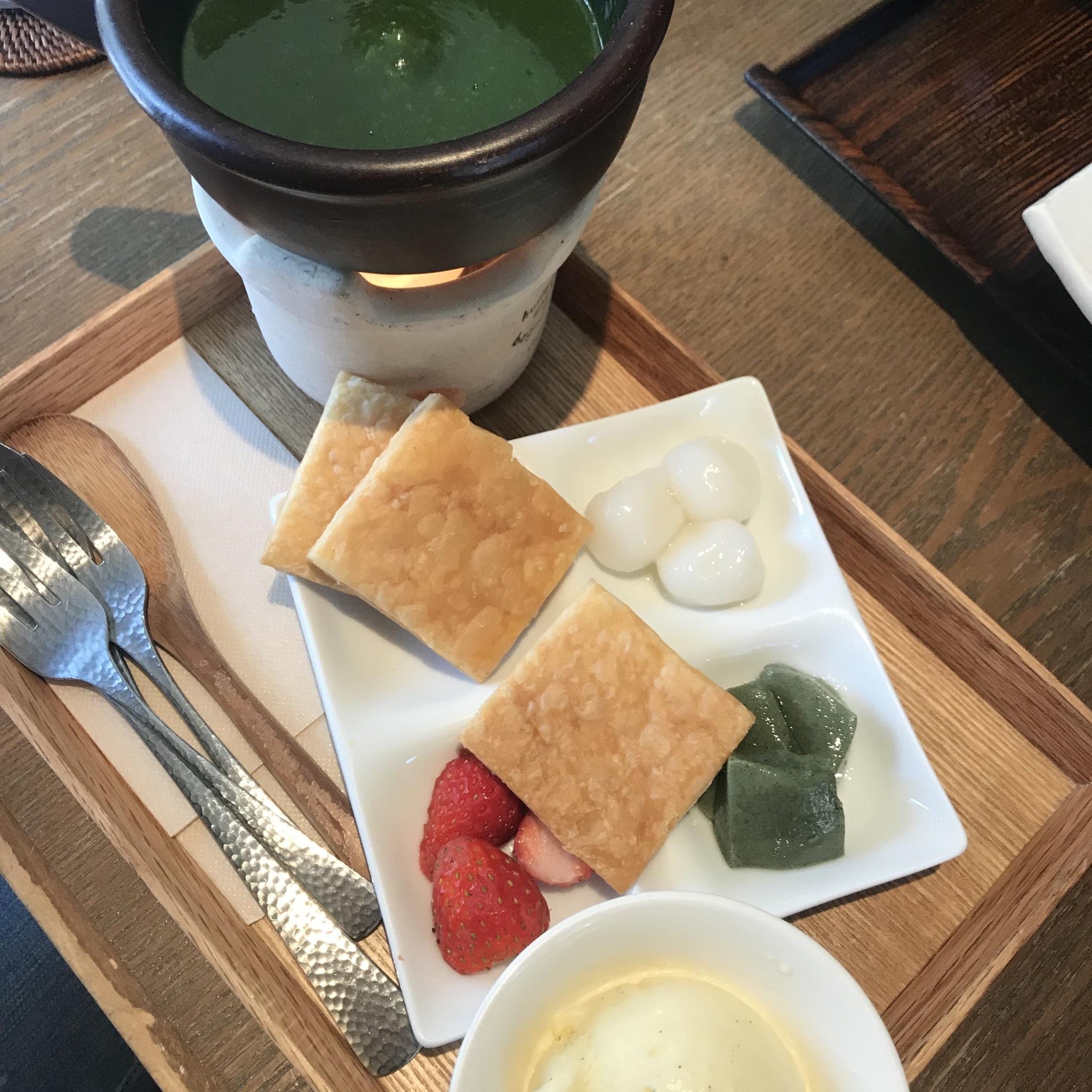 抹茶好き必見カフェ!茶寮❤︎_1_1