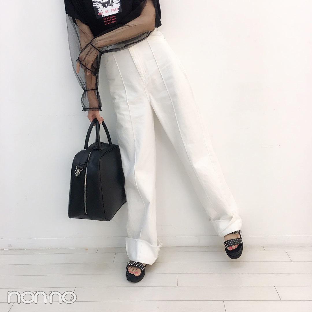 鈴木優華のプチ旅コーデはサマンサベガのバッグが相棒♡【モデルの私服スナップ】_1_2-2