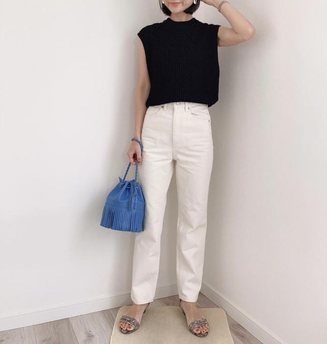 最近の夏コーデ【@momoko_fashion】_1_3-2