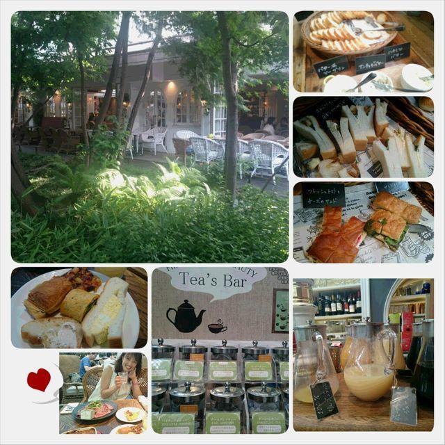 パンが美味しい!吉祥寺ランチ&癒しの井の頭公園♪_1_4