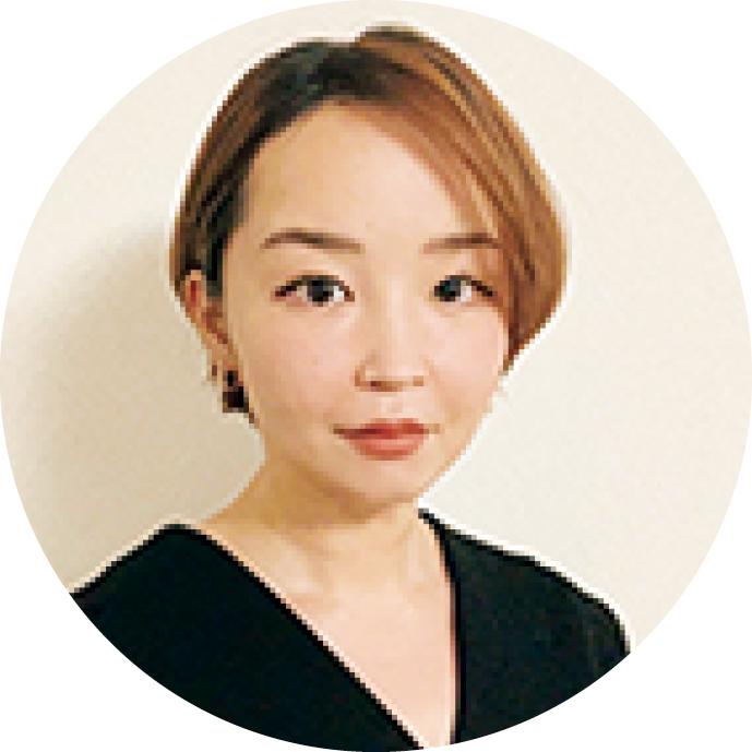 ヘア&メイクアップアーティスト 吉﨑沙世子さん