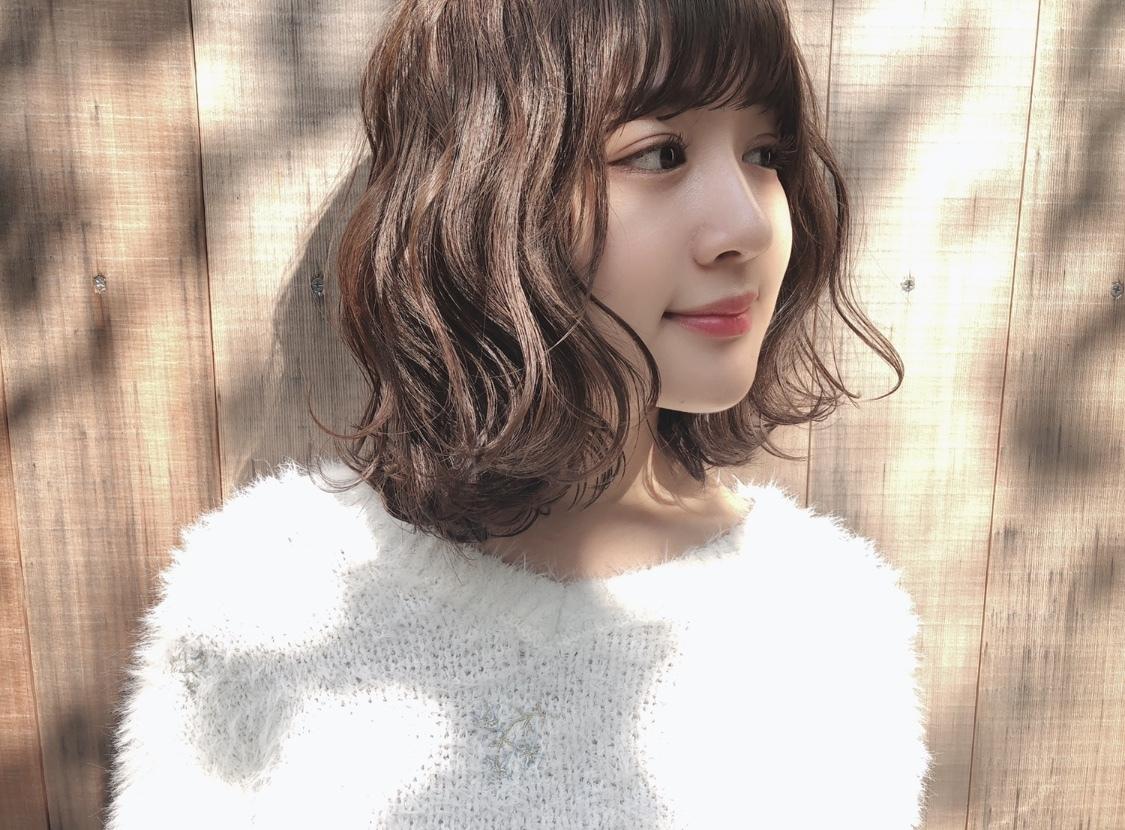 ミディアムヘアがやっぱり可愛い❤︎おすすめスタイル4選!_1_4
