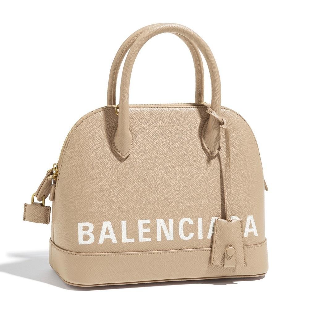 BALENCIAGAのロゴバッグ