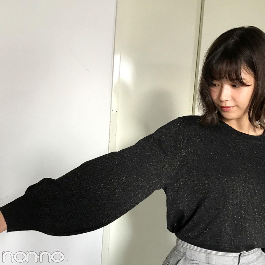 渡邉理佐はリリーブラウンのチェックパンツで今っぽコーデ!【モデルの私服】_1_2-2
