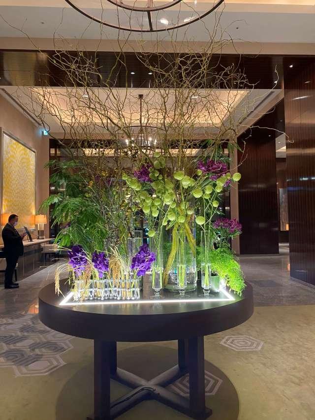 パレスホテル東京で期間限定「秋スイーツ」レポ_1_2
