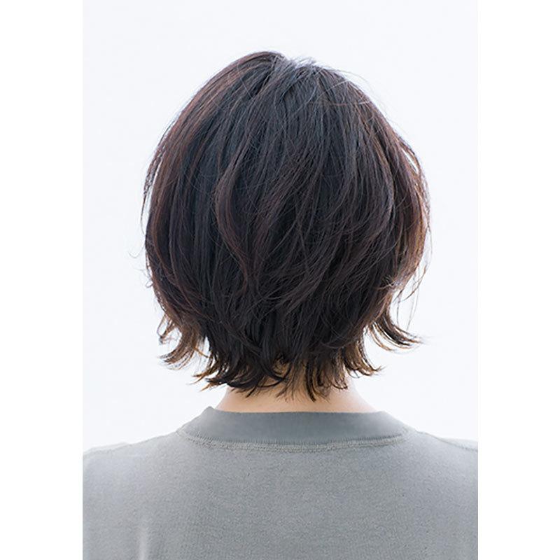 後ろから見た40代に似合う髪形人気ヘアスタイル4位