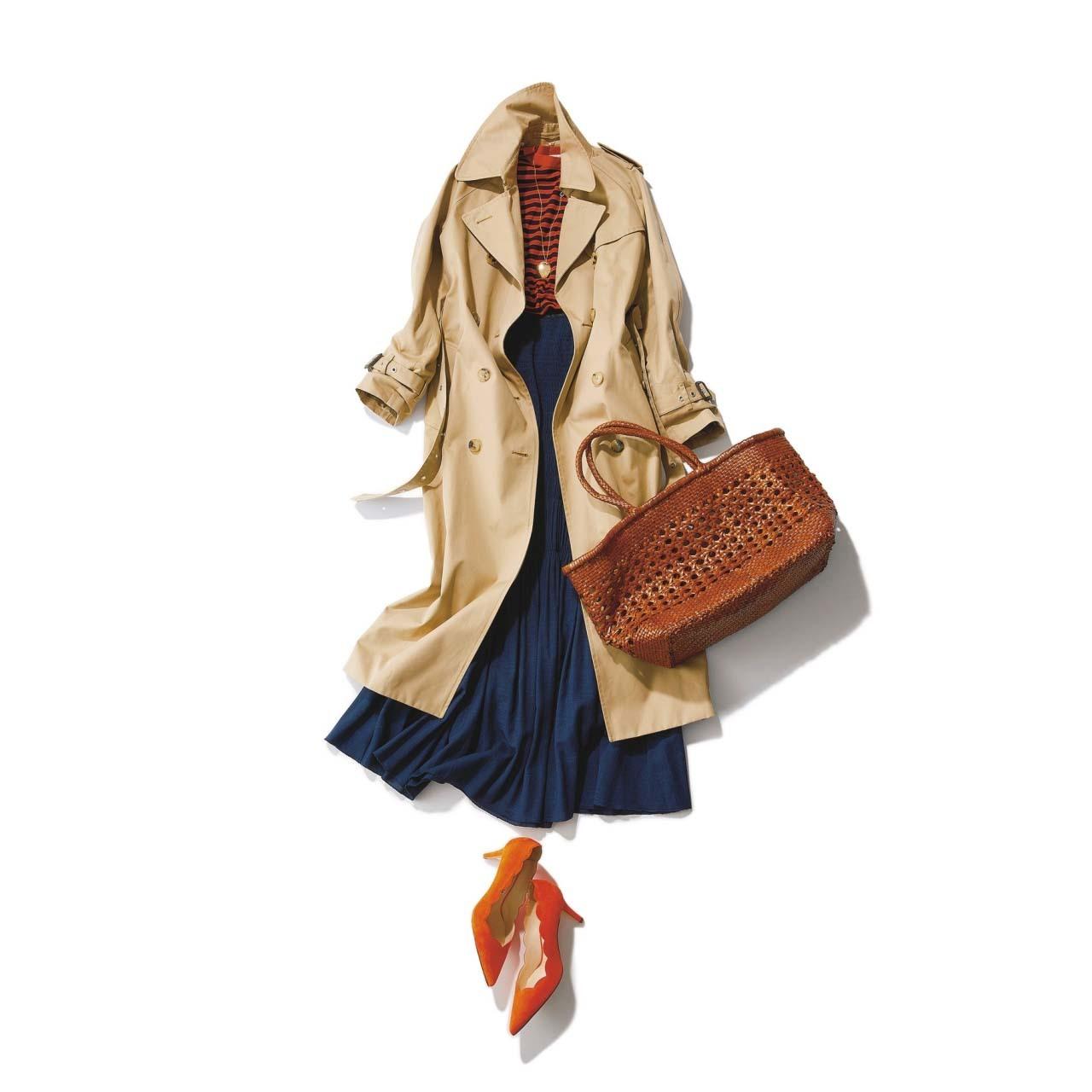 春こそ満喫!アラフォー向け着映えスカート6タイプ|40代レディースファッション_1_11