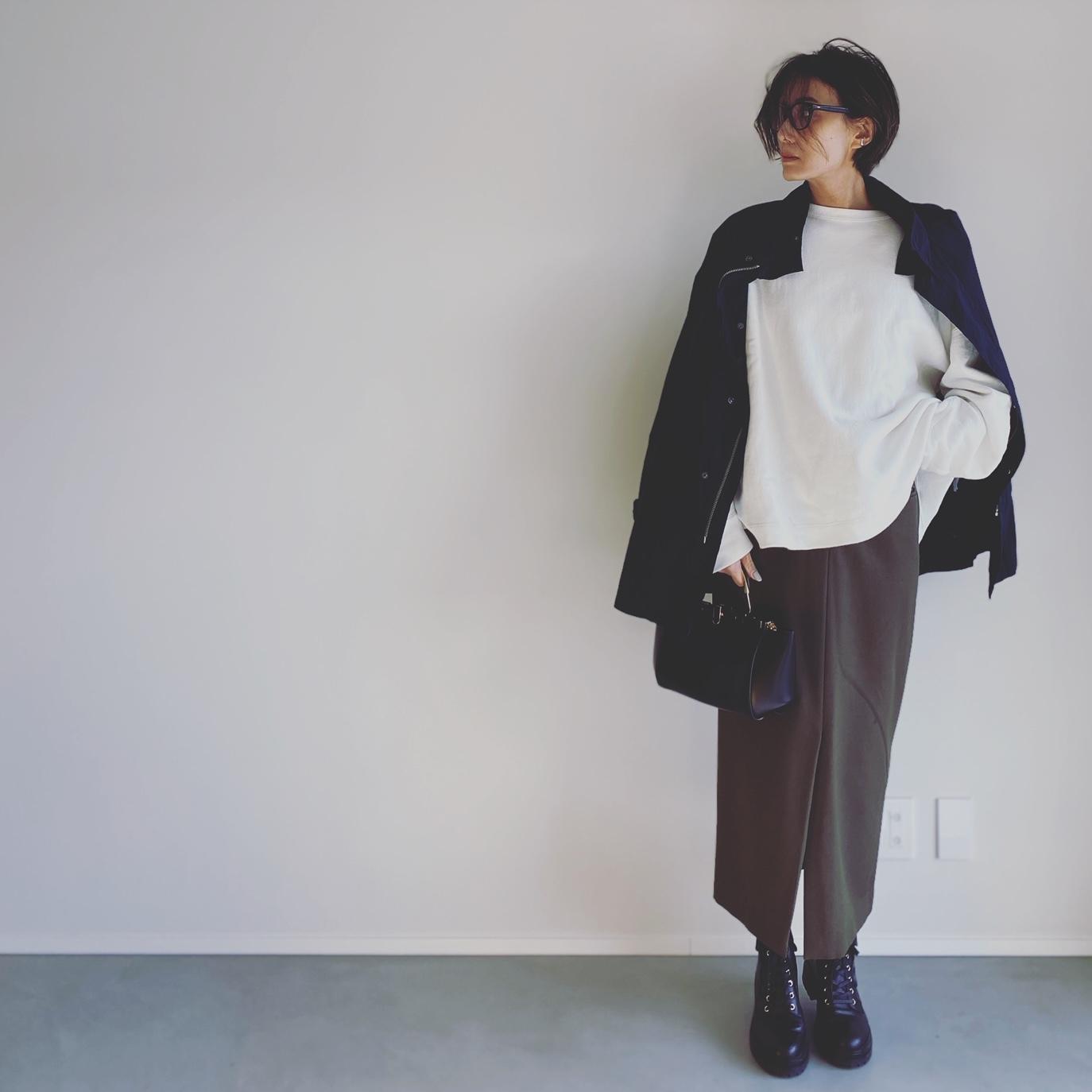 スカート/ebure