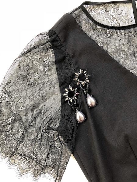 ファッション ZARAのドレス