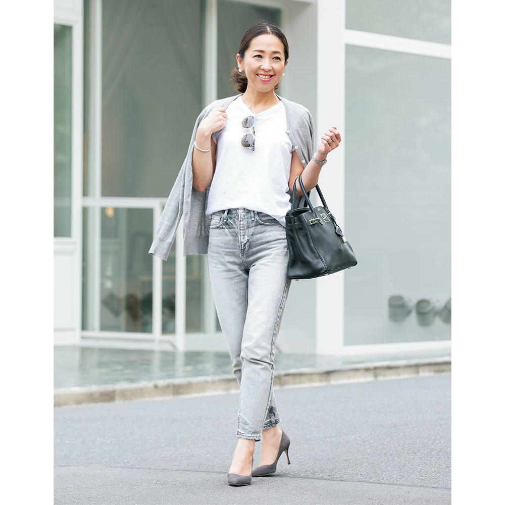 bemiさんの厳選シンプルスタイル【美女組ファッションSNAP】_1_1-4
