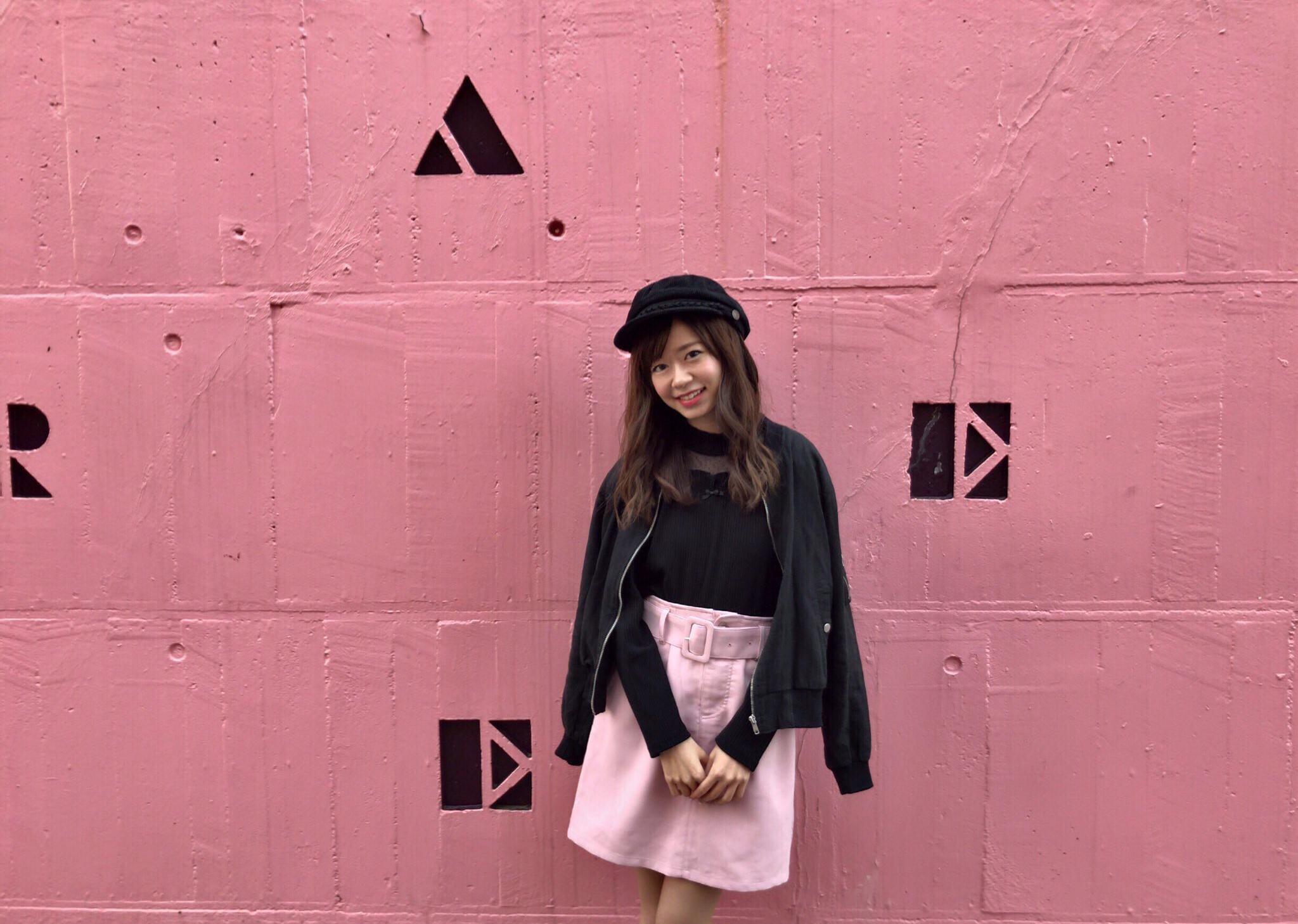 Vol.4♡ Pink × Blackで大人ガーリーcoordinate❤︎_1_2