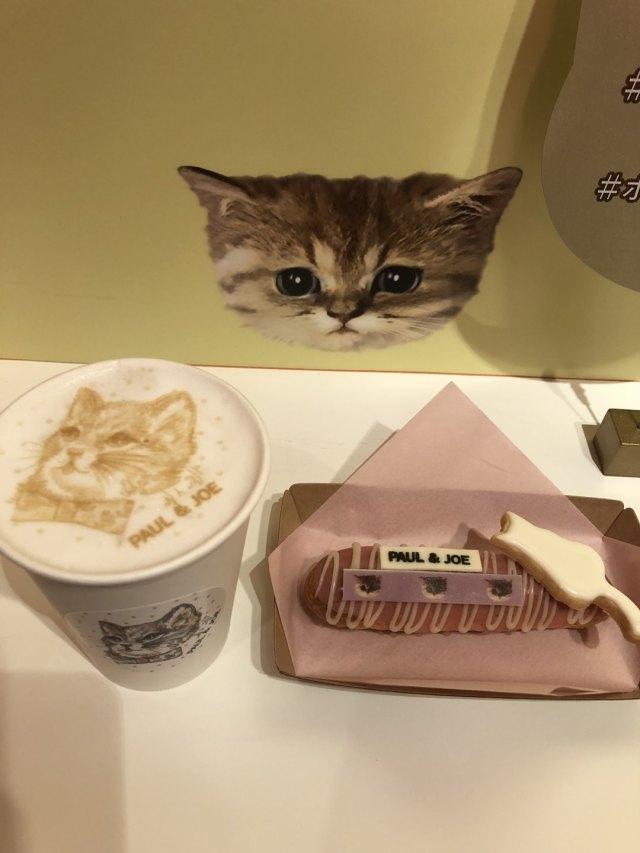 Neko café -PAUL &JOE BEAUTE_1_4