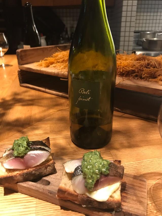 美味しいビオワインと絶品イタリアン@大阪・天満橋_1_1