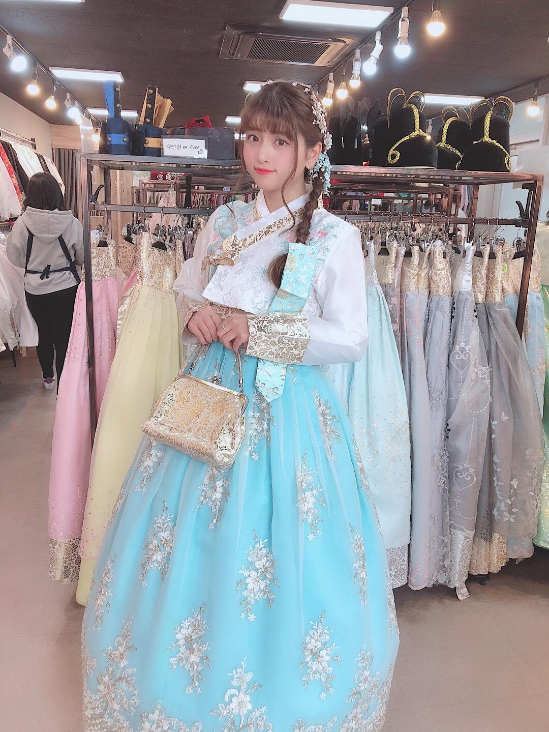 【韓国旅行】種類が豊富なチマチョゴリレンタル店!☆_1_7