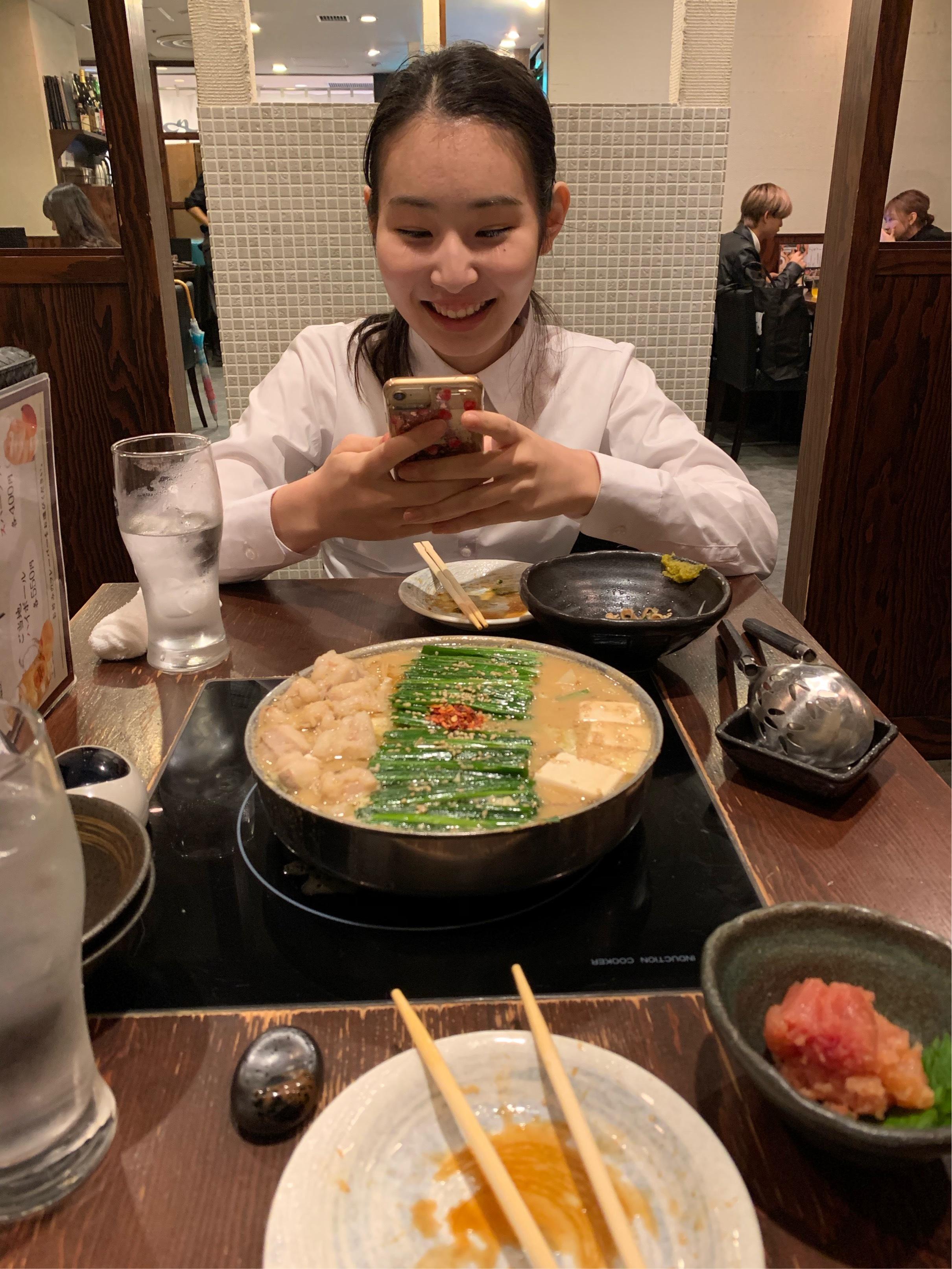 【これ、食べてみて♡③】幸せすぎるモツ鍋_1_2
