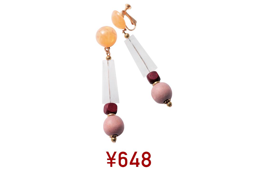 824円以下のイヤリングで小顔見せができるって本当?_1_2-2