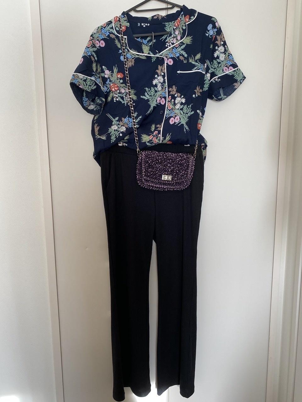 【GU購入品】KEITAMARUYAMAコラボ!パジャマは〇〇!!【#おうち時間】_1_5