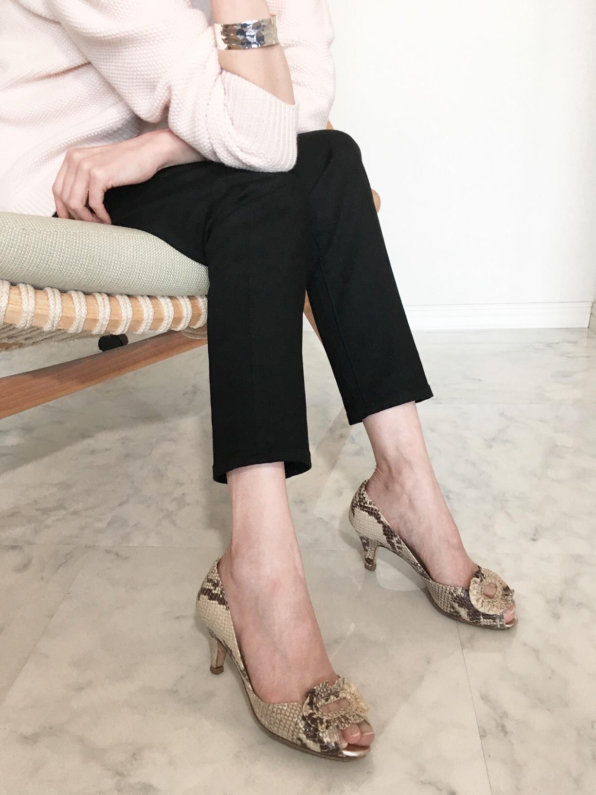 私の「ちょい攻め靴」☆3選☆_1_4