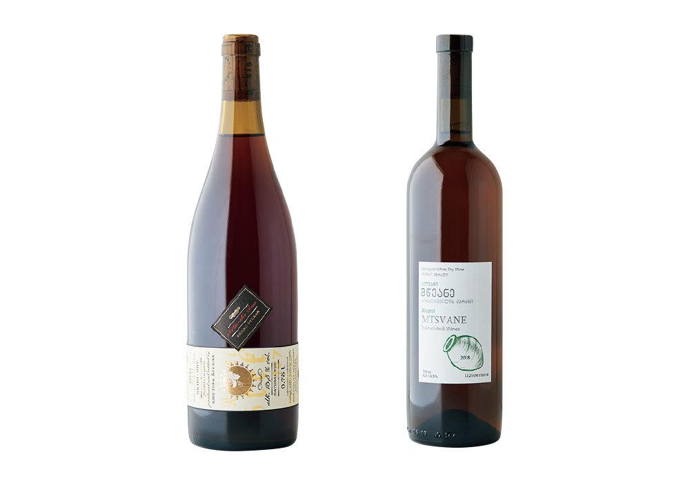 平野由希子のおつまみレシピ_オレンジワイン
