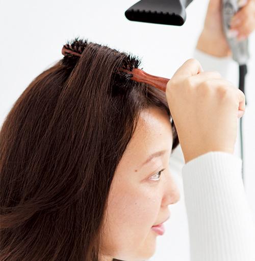 アラフォーの髪悩み「薄毛」問題はスタイリングが強い味方!_3_6