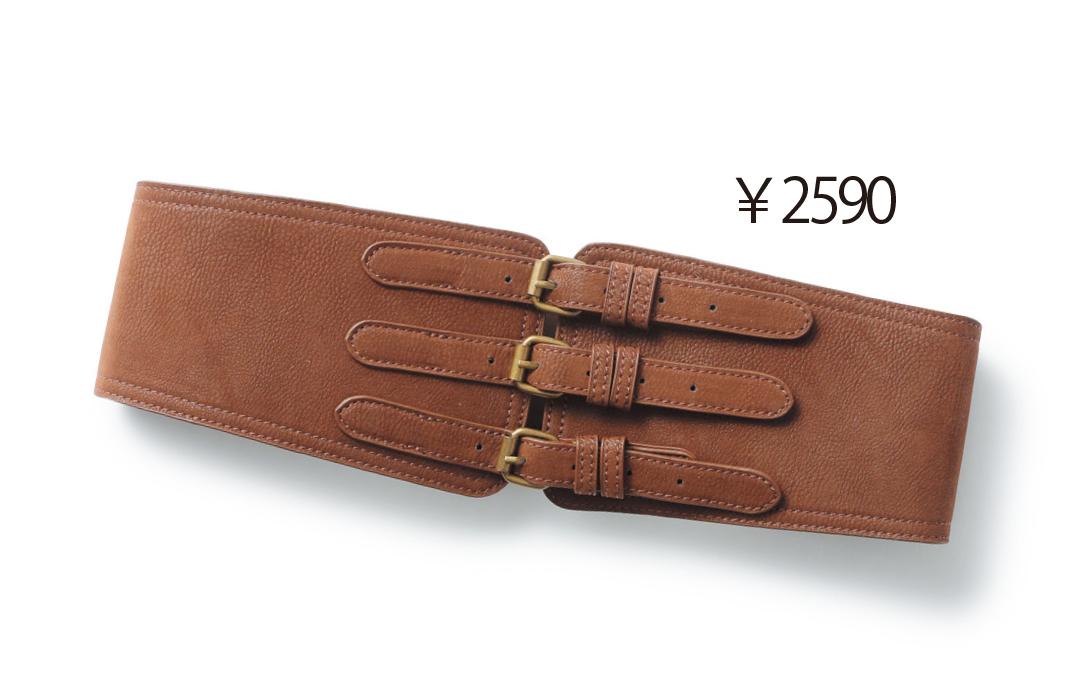 ALL¥2999以下‼ シンプル服が見違える秋のプチプラバッグ&靴&小物25選!_1_2-2