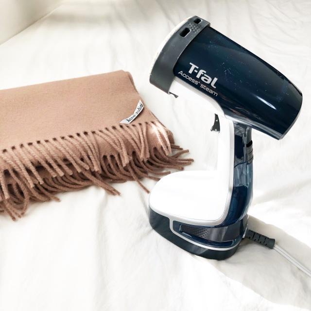 T-fal アクセススチーム 衣類スチーマー