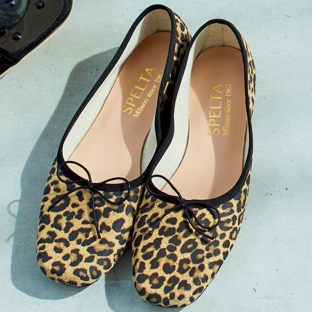 スペルタ 甲深靴