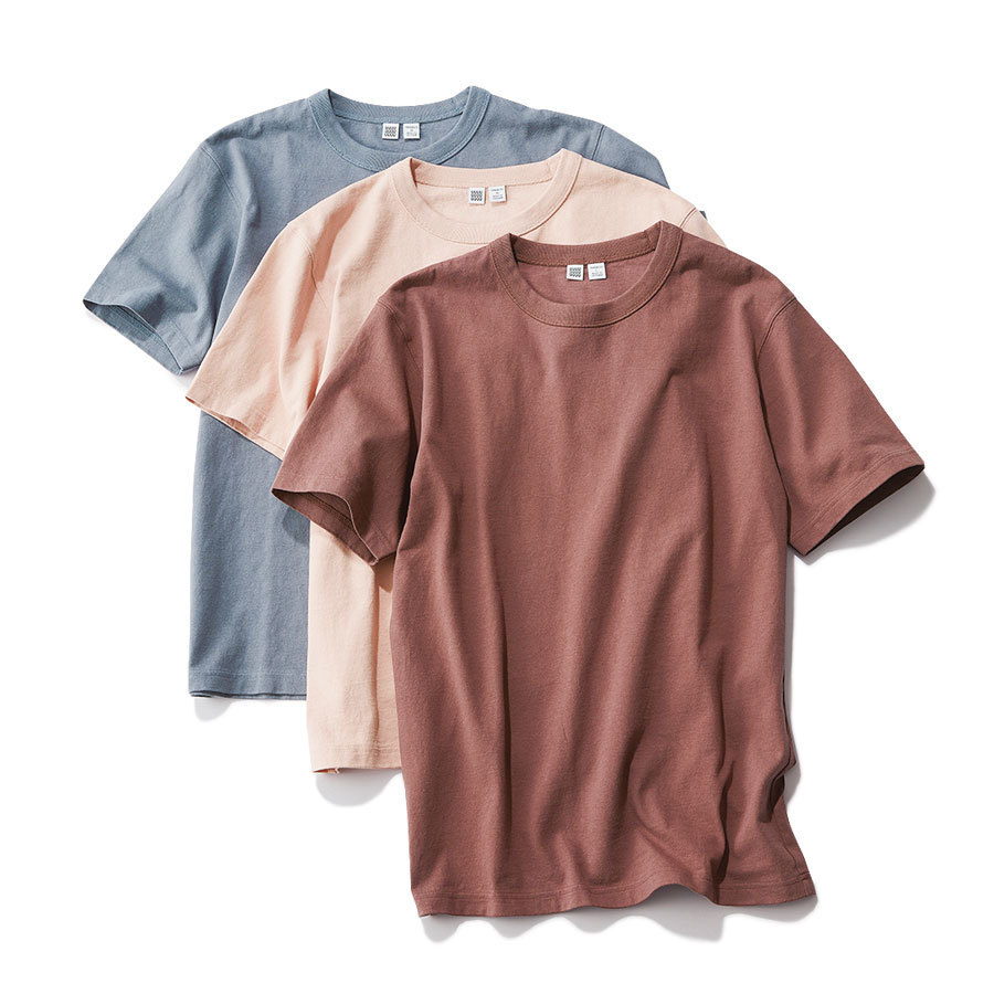 UNIQLO UのメンズTシャツ