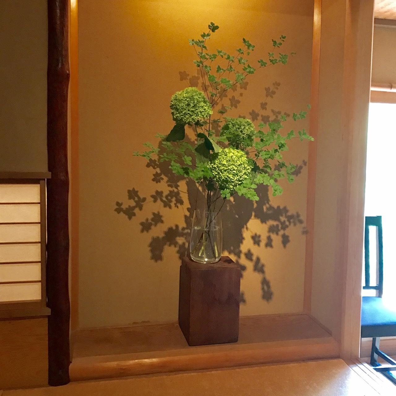 [富岡佳子private life]ガラスの花器_1_1