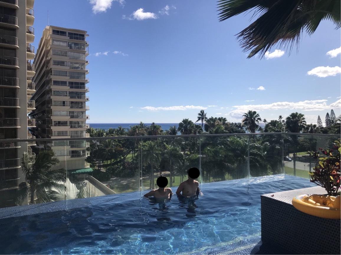 久しぶりにハワイへ♪_1_3-2