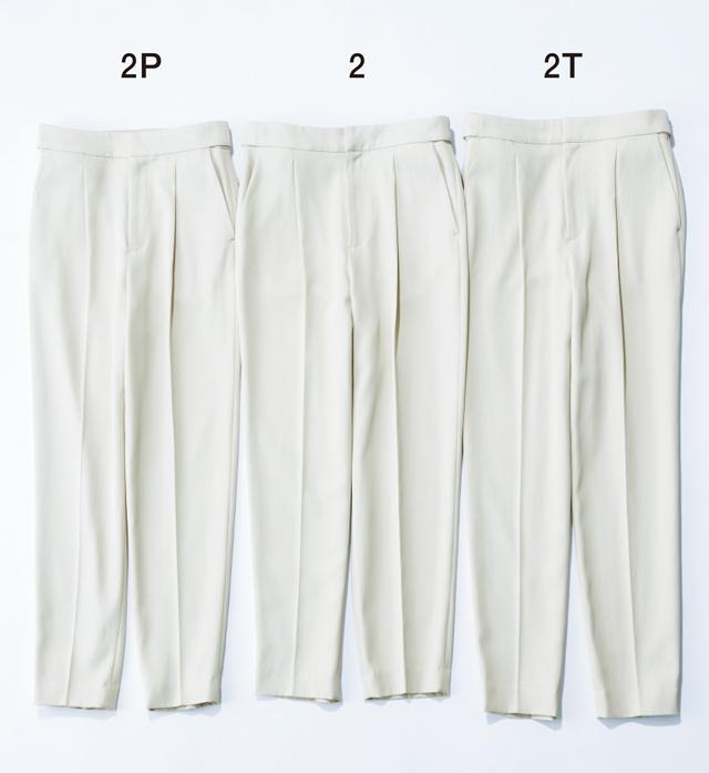 Q.パンツを買うとき、「丈で合わせるとウエストがぶかぶか」「ウエストで合わせると丈が足りない……」。サイズ選び、困っているのは私だけ?