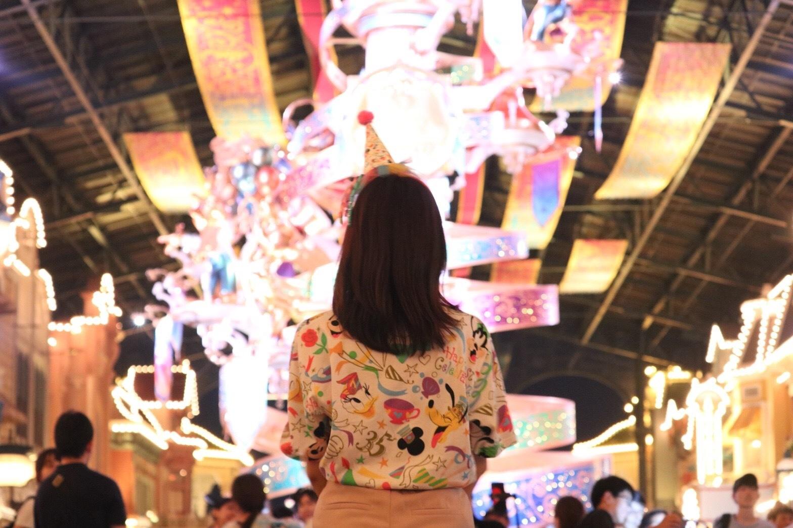 まいにちが祝祭!35周年ディズニー穴場フォトスポット♡_1_3