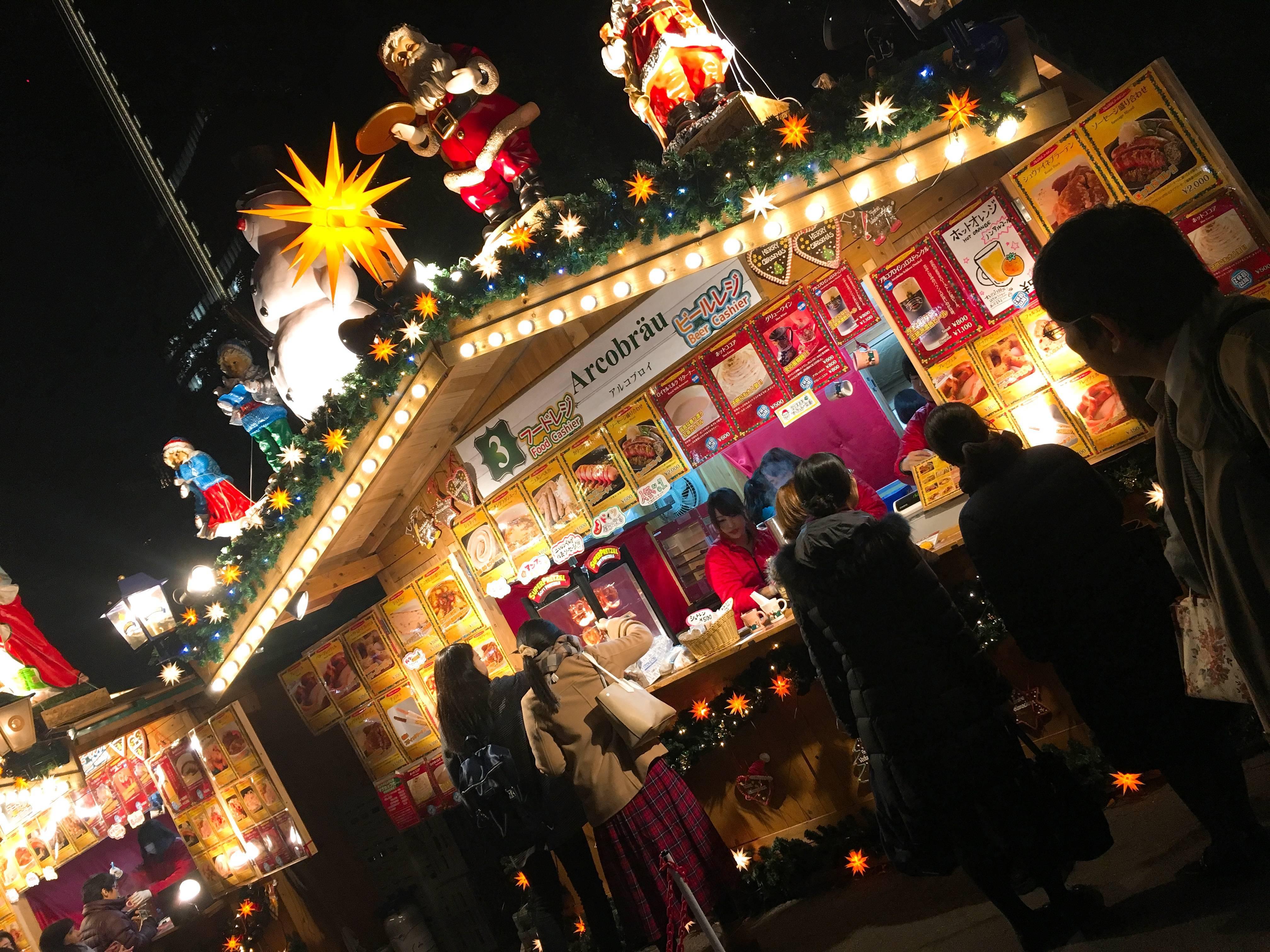 日比谷でドイツ気分を味わえる《クリスマスマーケット》_1_2