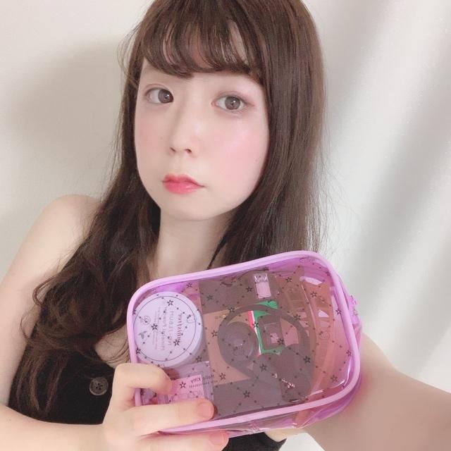 【 non-no 9月号 】 夏にぴったり クリアポーチ ! _1_5