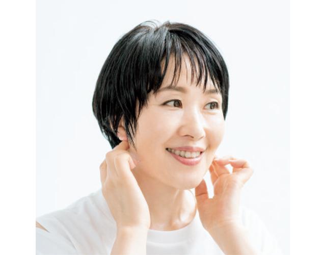 美容家 小林ひろ美さん お風呂あがりは頭皮から全身までをめぐらせる