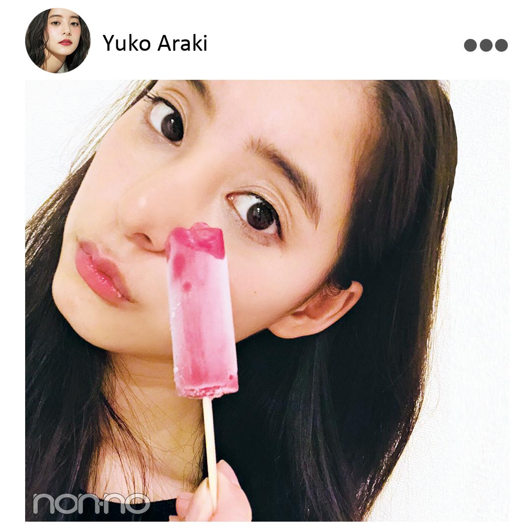 新木優子&鈴木友菜の「夏に欠かせないもの」は?【MODELS' VOICE①】_1_1-1