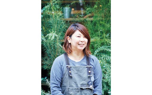 店長の渡邉亜希子さん。