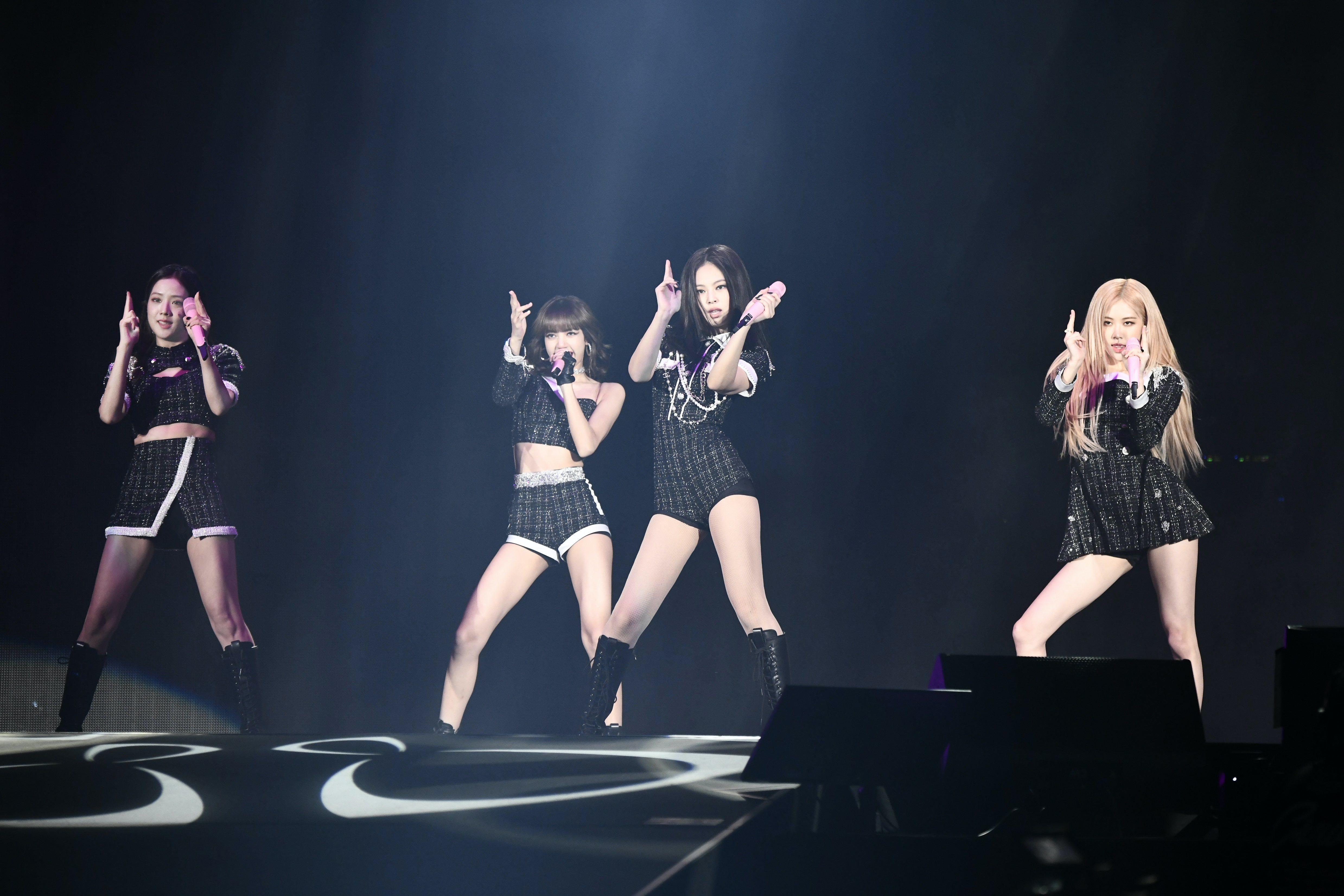 ガールクラッシュ、BLACKPINK初の東京ドーム公演へ!_1_2-1