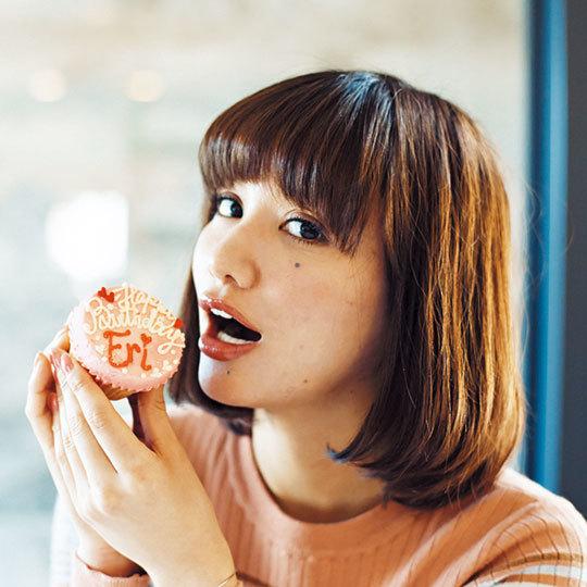 TOKYOフォトジェCafe①★ローラズ・カップケーキ東京_1_4-2